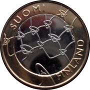 Finland 5 Euro Aland 2011 T KM# 177 SUOMI FINLAND coin obverse