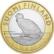 Finland 5 Euro Aland 2014 Proof KM# 209 SUOMI FINLAND coin obverse