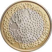 Finland 5 Euro Fauna 2012 P Proof KM# 185 P coin reverse