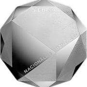 Latvia 5 Euro National Entrepreneur 2016 Proof KM# 182 5 EURO NACIONĀLAIS UZŅĒMĒJS coin reverse