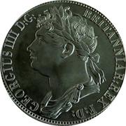 Australia 5 S. Restrike 2006 1830 (2006) X# 2 GEORGIUS IIII D:G: BRITANNIAR:REX F:D: coin obverse