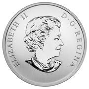 Canada 50 Cents Holiday Toy Box 2015 Specimen ELIZABETH II D ∙ G ∙ REGINA coin obverse