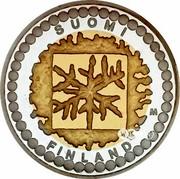Finland 50 Euro Finnish Art and Design 2003 P-M Proof KM# 113 SUOMI FINLAND M coin obverse