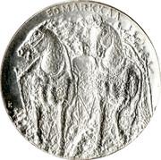 Finland 50 Markkaa 80th Birthday of 8th President Kekkonen 1981 K KM# 59 50 MARKKAA coin reverse