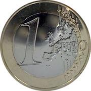 Slovenia Euro T R U B A R 2015 Proof KM# 74 1 EURO LL coin reverse