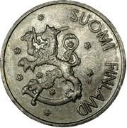 Finland Markka Remembrance Markka 2001 M N-M KM# 106 SUOMI FINLAND M coin obverse