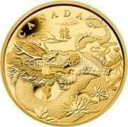 Canada 20 Dollars 2012 Proof KM# 1283 Circulation Coins coin reverse