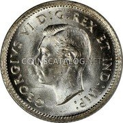 Canadian Silver 10 Cents