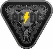 Australia 5 Dollars 45th Anniversary - AC/DC 2018 Proof AC/DC coin reverse