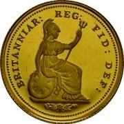 Malta 5 Euro 3 Farthing 2015 BRITANNIAR: REG: FID: DEF: coin reverse