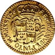 Malta 5 Scudi Emmanuel Pinto 1756 KM# 254 F∙EMMANVEL PINTO M∙M∙HSS 1756 coin obverse