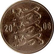 Estonia 50 Senti 2006 KM# 24 Standard Coinage coin obverse
