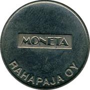 Finland ECU Moneta 1995 UNC MONETA RAHAAJA OY coin reverse