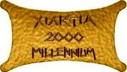 Cyprus 100 Pounds Third Millennium 2000 KM# 74 ΧΙΛΙΕΤΙΑ 2000 MILLENNIUM coin reverse