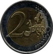 Estonia 2 Euro 2011 KM# 68 Euro Coinage 2 EURO LL coin reverse