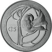 Cyprus 5 Euro 2010 Proof KM# 94 Euro Coinage coin reverse