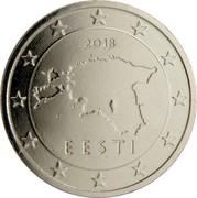 Estonia 50 Euro Cent 2011 KM# 66 Euro Coinage 2011 EESTI coin obverse
