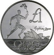 Cyprus Pound 2000 KM# 92 Reform Coinage coin reverse