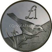 Cyprus Pound 2000 KM# 91 Reform Coinage coin reverse