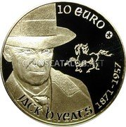 Ireland 10 Euro 2012 Proof KM# 70 Euro Coinage coin reverse