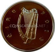 Ireland 10 Euro 2013 Proof KM# 80.1 Euro Coinage coin obverse
