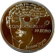 Ireland 10 Euro 2013 Proof KM# 80.1 Euro Coinage coin reverse
