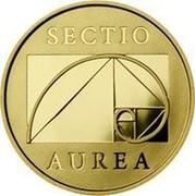 Lithuania 10 Litu Gate of Dawn (Ostra Brama) 2007 LMK Proof KM# 160 SECTIO AUREA coin reverse