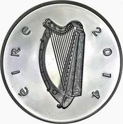 Ireland 15 Euro John Philip Holland 2014 Proof KM# 83 ÉIRE 2014 coin obverse