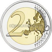 Finland 2 Euro Constitution Act 1919 2019 2019 coin reverse