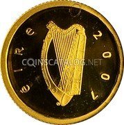 Ireland 20 Euro 2007 Proof KM# 59 Euro Coinage coin obverse