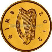 Ireland 20 Euro 2012 Proof KM# 73 Euro Coinage coin obverse