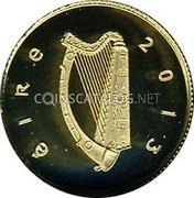 Ireland 20 Euro 2013 Proof KM# 79 Euro Coinage coin obverse