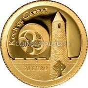 Ireland 20 Euro 2013 Proof KM# 76 Euro Coinage coin reverse