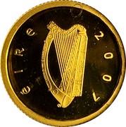 Ireland 20 Euro Celtic Culture 2007 Proof KM# 59 ÉIRE 2007 coin obverse