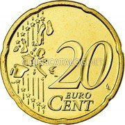 Ireland 20 Euro Cent 2006 Proof KM# 36 Euro Coinage coin reverse