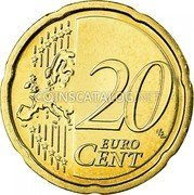 Ireland 20 Euro Cent 2009 Proof KM# 48 Euro Coinage coin reverse