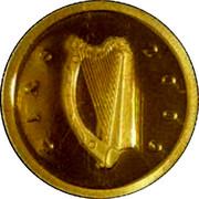 Ireland 20 Euro Ploughman Banknote 2009 Proof KM# 61 ÉIRE 2009 coin obverse