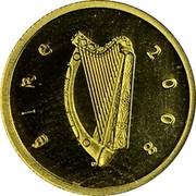 Ireland 20 Euro Skellig Michael 2008 Proof KM# 55 ÉIRE 2008 coin obverse