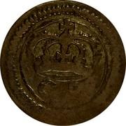Ireland 4 Pence (1643-1644) Varieties exist KM# 58 Ormonde Money coin obverse