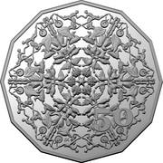 Australia 50 Cents Twelve Days of Christmas 2019 UNC 50 BK coin reverse