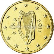 Ireland 50 Euro Cent 2011 Proof KM# 49 Euro Coinage coin obverse