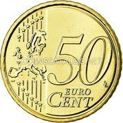 Ireland 50 Euro Cent 2011 Proof KM# 49 Euro Coinage coin reverse