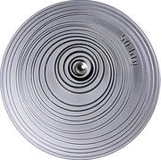 Lithuania 50 Litu Forma 2014 LMK Proof 50 LITŲ coin reverse