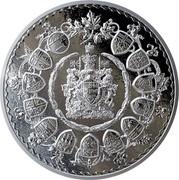 Canada 500 Dollars Brilliant Mastery in Canada 2019  coin reverse