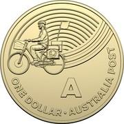 Australia Dollar The Great Aussie Coin Hunt - A 2019 A ONE DOLLAR • AUSTRALIA POST coin reverse
