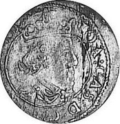 Lithuania Grosz 1652 KM# 42 Standard Coinage coin obverse
