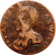 Ireland Halfpenny (Dublin - Cornwell's) ALEXR. CORNWELL. coin obverse