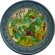 UK One Dollar Piet Heyn 1998 PIET HEYN coin reverse