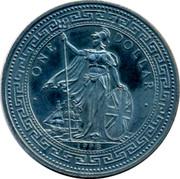 UK One Dollar Sir Henry Morgan 1998 • ONE DOLLAR • 1998 coin obverse