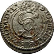Lithuania Schilling Wilno 1625 KM# 31 SIG:III:D:G:REX∙PO∙M∙D:L∙ coin reverse